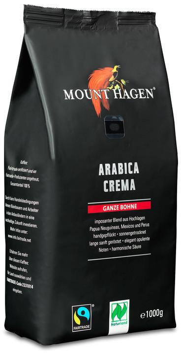 Mount Hagen Arabica Crema (1000g)