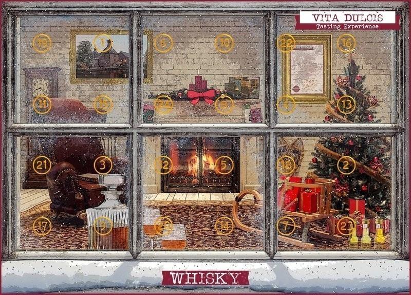 Vita Dulcis Whisky/Whiskey Adventskalender