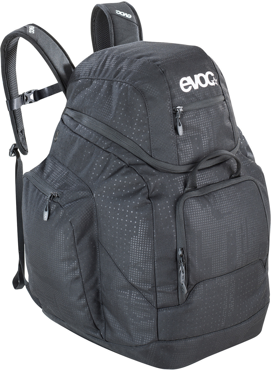Image of Evoc Boot Helmet Backpack black