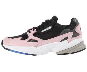 8664ca51e6ed95 Buy Adidas Falcon Women core black core black light pink from £84.99 ...
