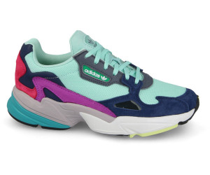 buy popular 2745a 46c7d ... mintclear mintcollegiate navy. Adidas Falcon Women
