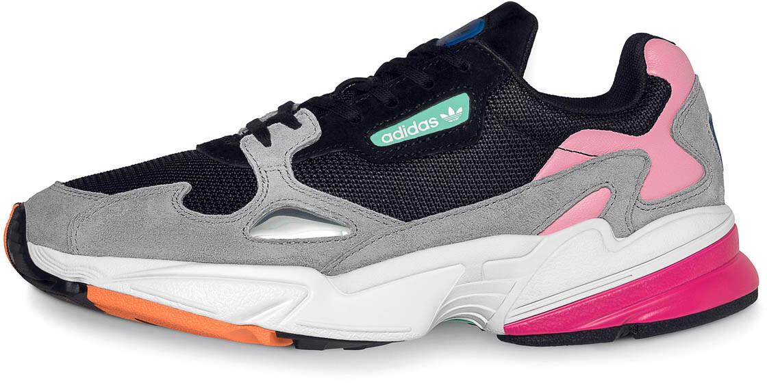 adidas Originals Falcon Neon Sneaker $100   Neon sneakers