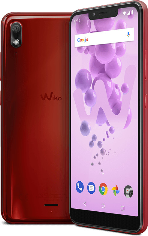 Image of Wiko View 2 Go 32GB cherry red