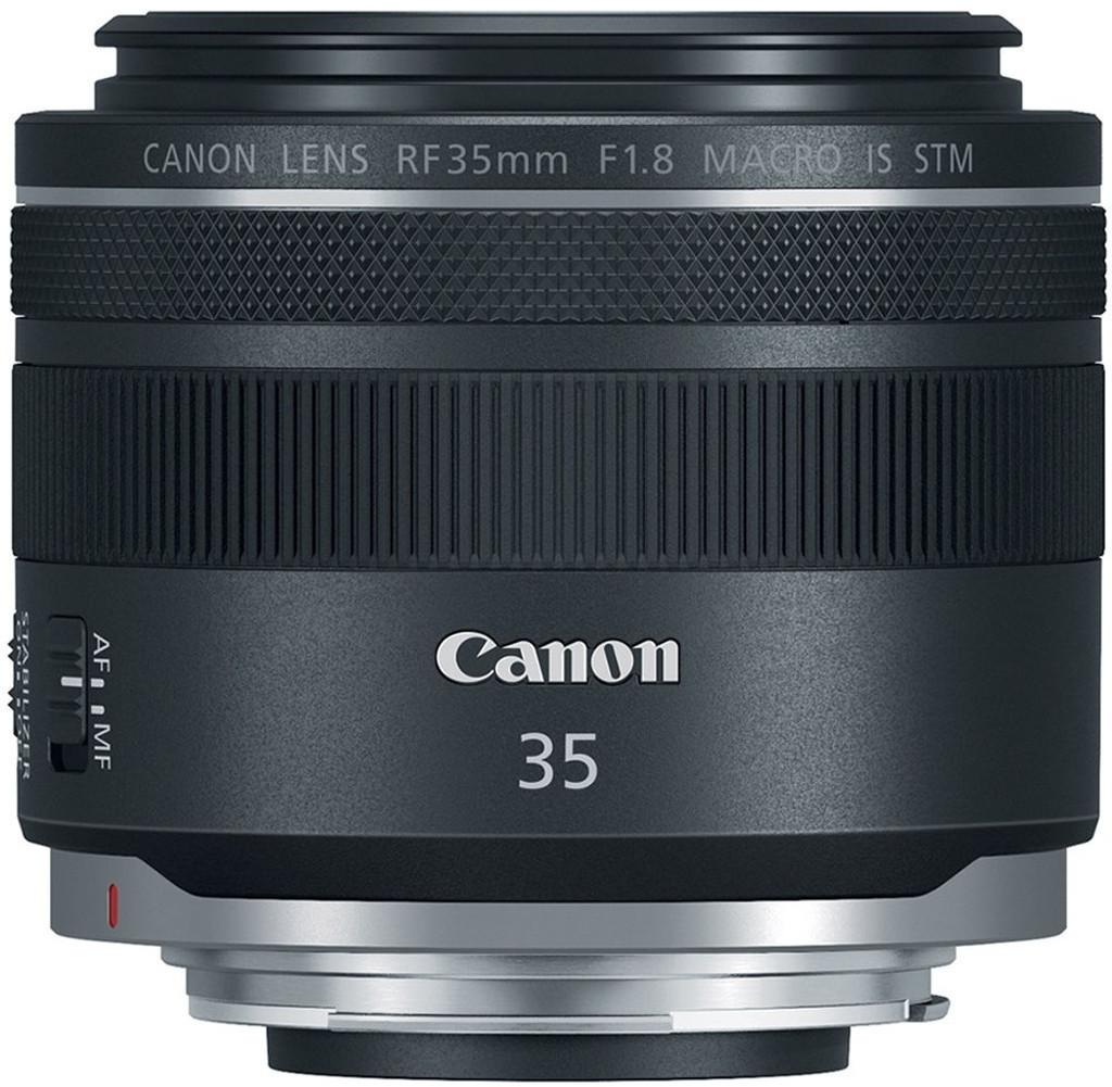 Canon RF 35mm f1.8 Makro
