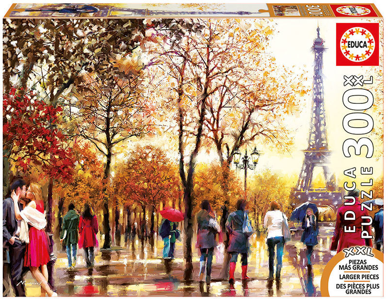 Educa Borrás Torre Eiffel XXL (300 piezas)