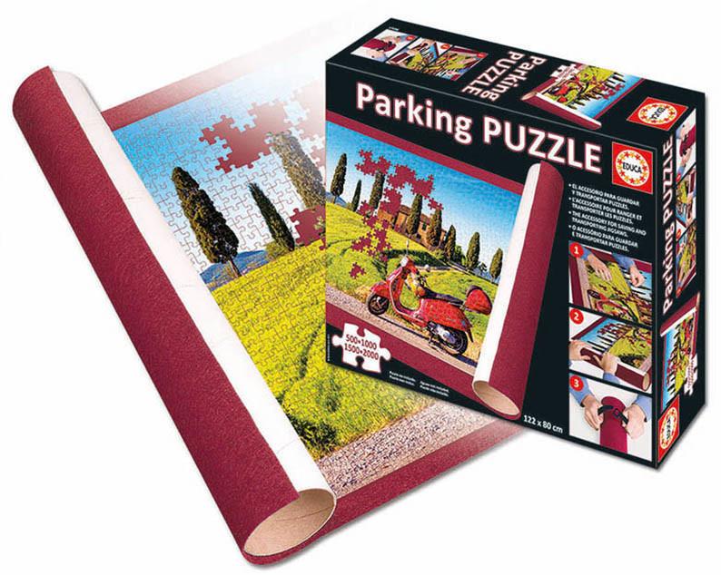 Educa Borrás Parking Puzzle