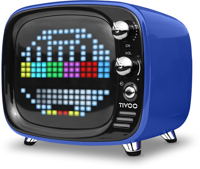 Image of Divoom Tivoo Royal Blue