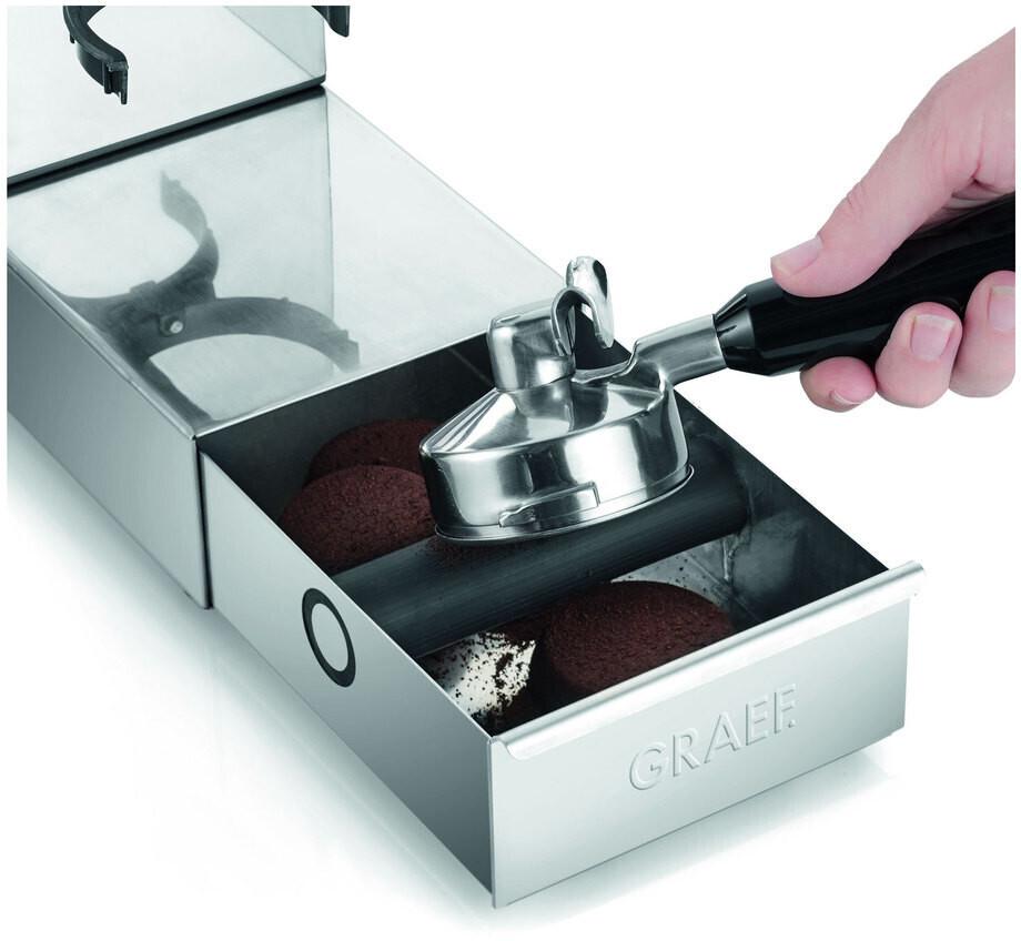 CHECK24 - Graef CM850EU Kaffeemühle (Aluminium, Schwarz, Edelstahl) für nur 125,82€ inkl. Versand
