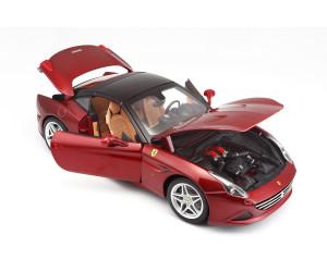 Bburago Ferrari California T Closed Top Red Ab 43 66 Preisvergleich Bei Idealo De