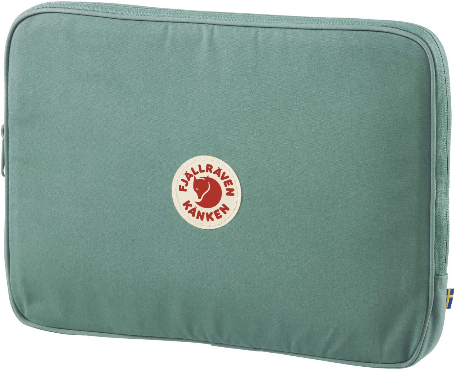 "Image of Fjällräven Kånken Laptop Case 13"" frost green"