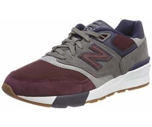 New Balance ML597BGN GreyRed Men's Shoes