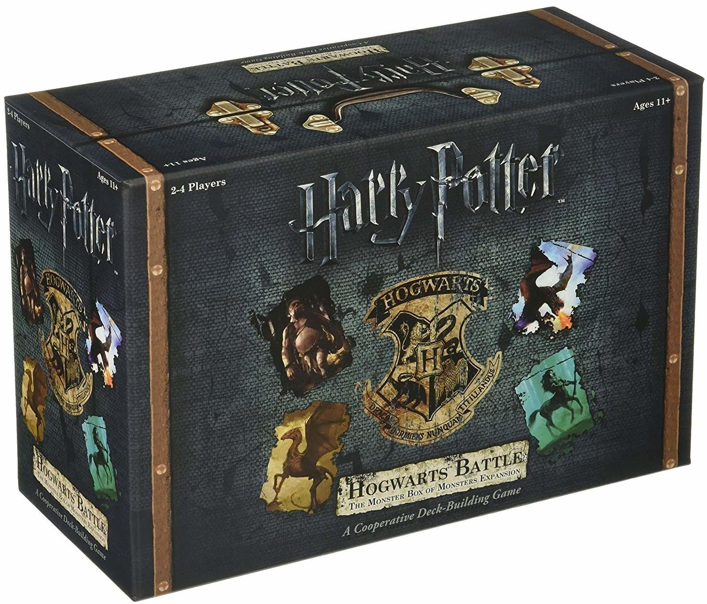 USAopoly Harry Potter Hogwarts Battle - Monster...