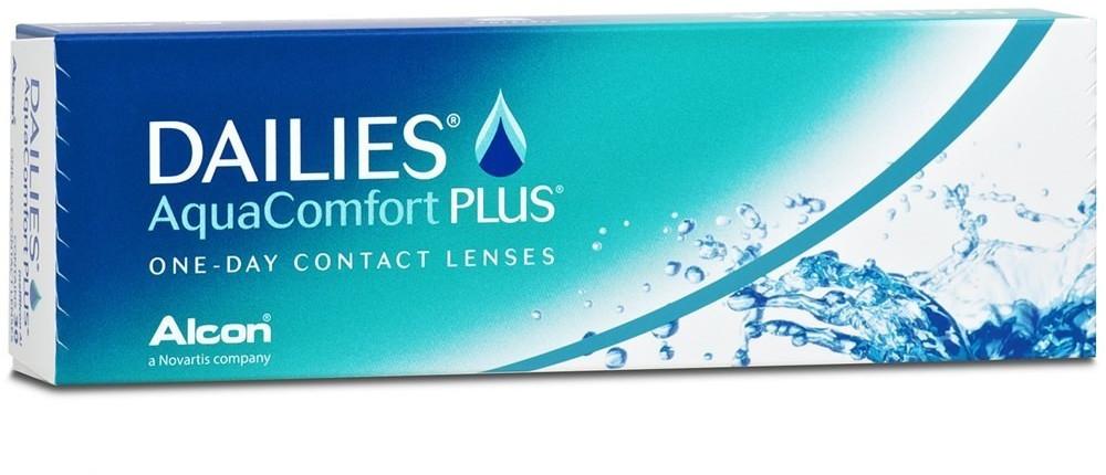 Alcon Dailies AquaComfort PLUS +6.50 (30 Stk.)