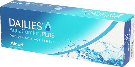 Alcon Dailies AquaComfort PLUS 13.50 (30 Stk.)