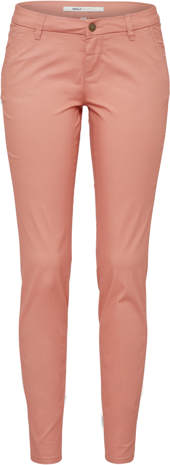 Only onlPARIS Low Chino Pants rose dawn (15133544)
