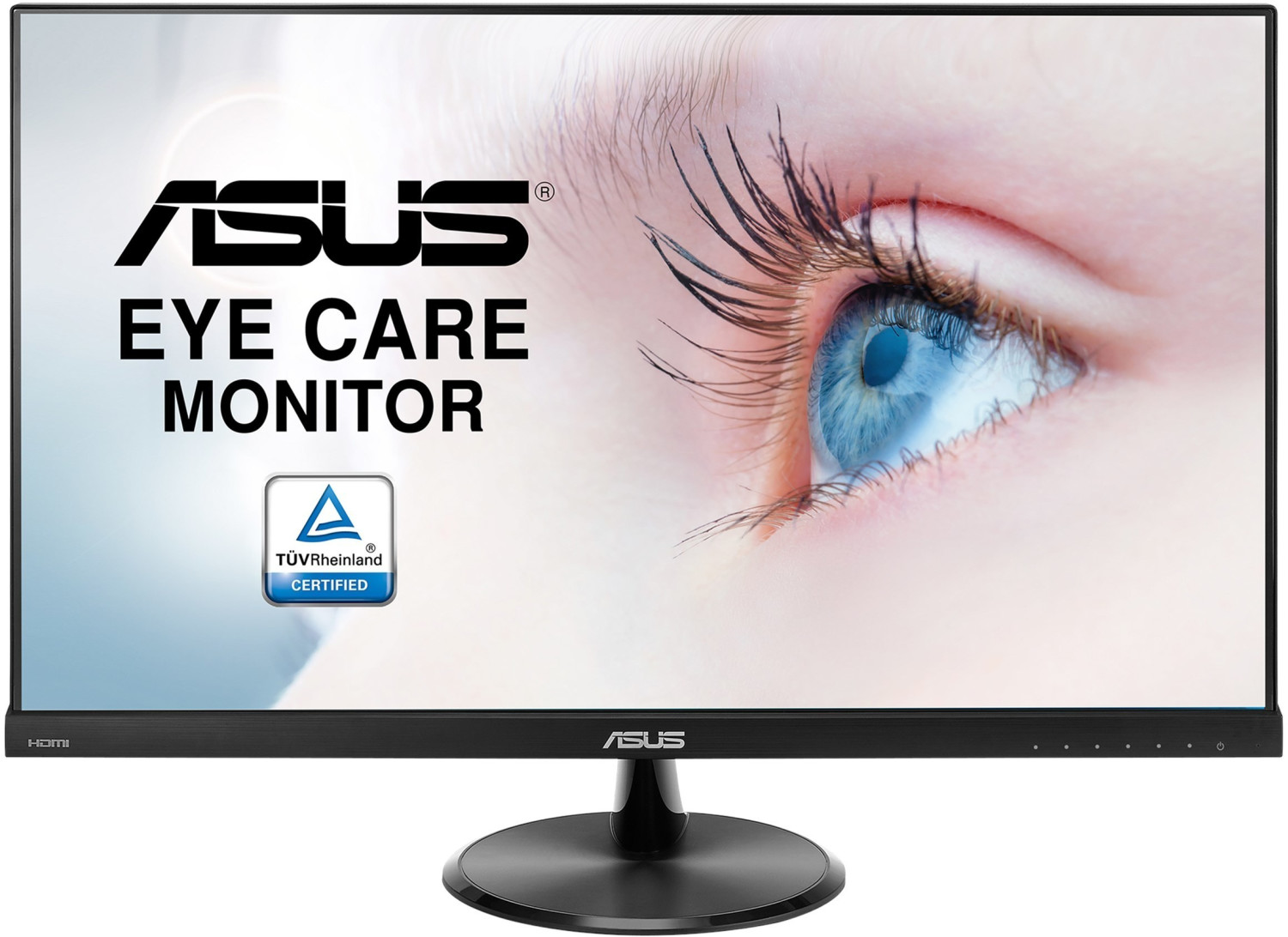 "VC279HE pantalla para PC 68,6 cm (27"") Full HD Plana Mate Negro, Monitor LED"