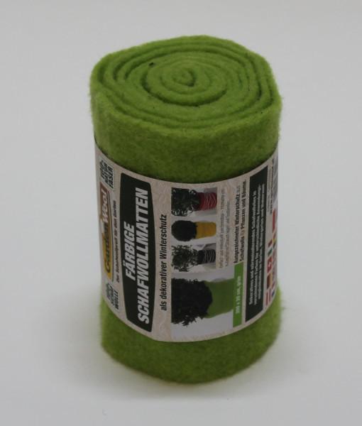 GardenWool Winterschutzmatte 20 x 200 cm grün (...