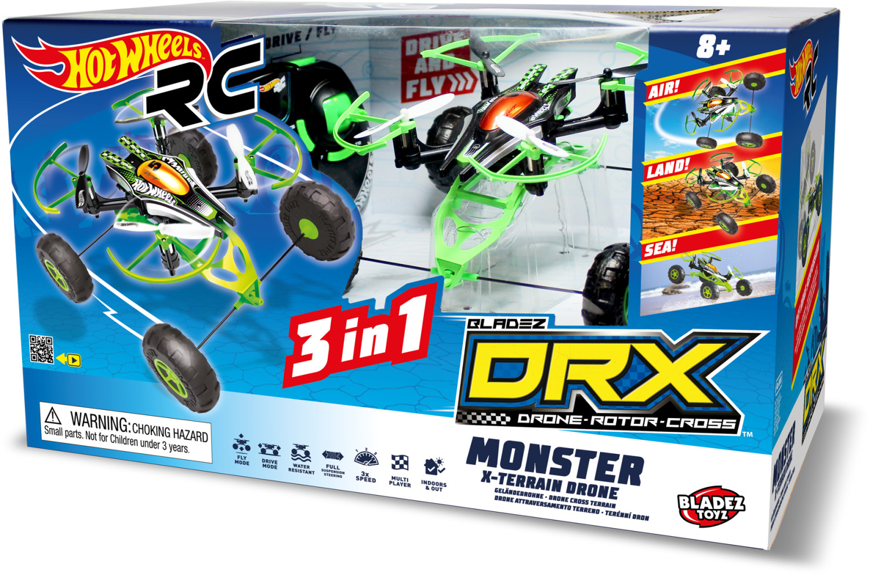 Image of Hot Wheels DRX Monster X-Terrain