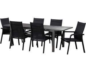 kettler basic plus garnitur anthrazit anthrazit 6x0301205 7000 508703 ab 999 90. Black Bedroom Furniture Sets. Home Design Ideas
