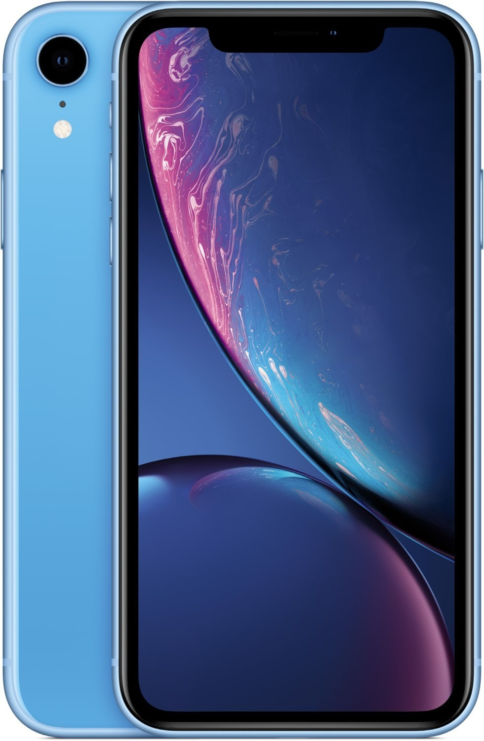 Image of Apple iPhone XR 64GB blu