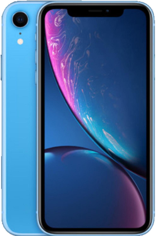 Image of Apple iPhone XR 256GB blu