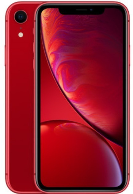 Image of Apple iPhone XR 256GB (PRODUCT)RED