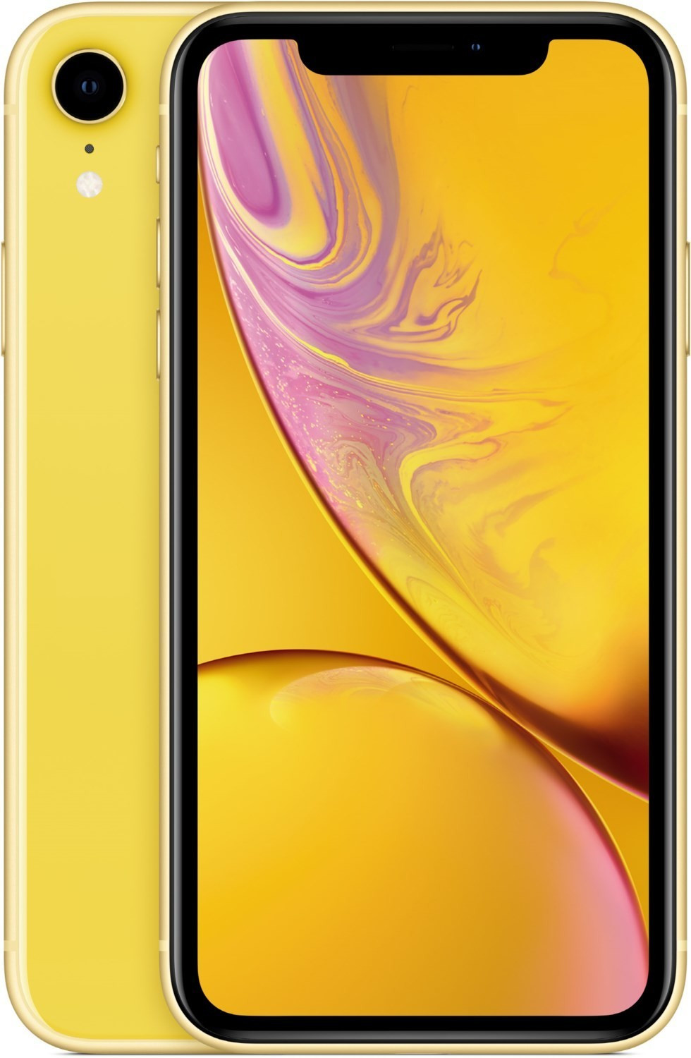 Image of Apple iPhone XR 256GB giallo