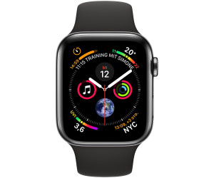 Apple Watch Series 4 smartwatch OLED