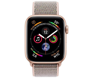 Apple Watch Series 4 GPS + Cellular 40mm Gold Aluminium