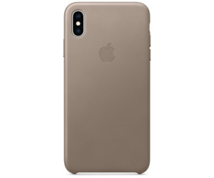 ce17837cf47 Apple Leather Case (iPhone Xs Max) Taupe desde 54,99 € | Compara ...