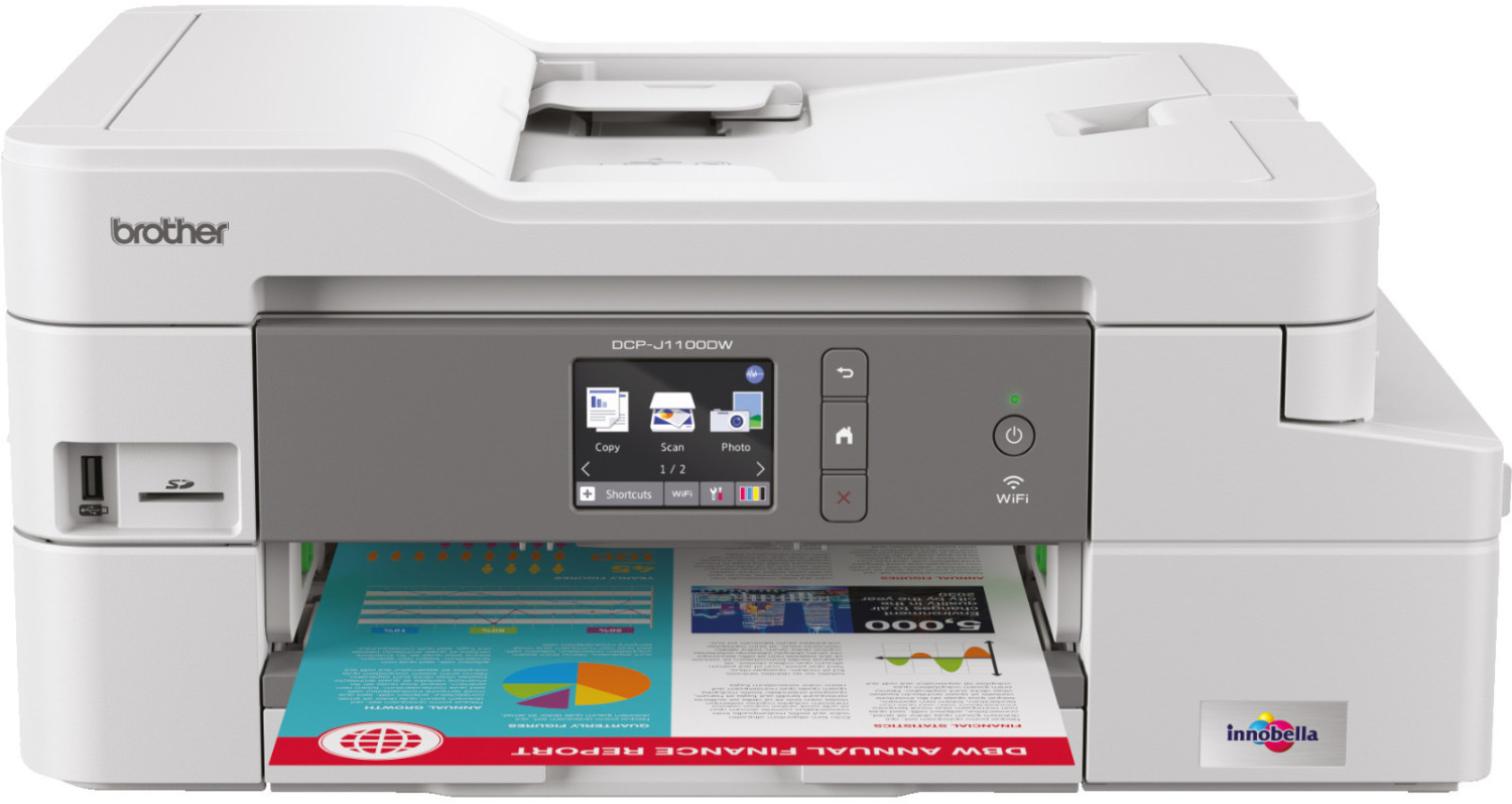 Image of Brother DCP-J1100DW