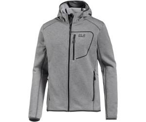 Jack Wolfskin Skyland Hooded Jacket Men pebble grey ab 78,24
