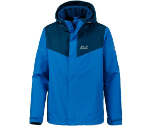 podgląd dobry nowy produkt Buy Jack Wolfskin Arland 3in1 Men electric blue from £127.63 ...