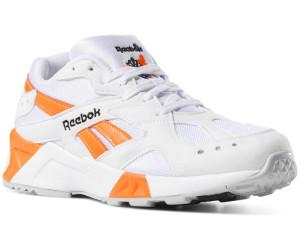 Reebok Aztrek enh whiteblacksolar orange au meilleur prix