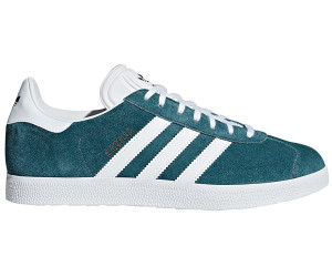 3de181ebb011 Buy Adidas Gazelle petrol night ftwr white ftwr white from £62.98 ...