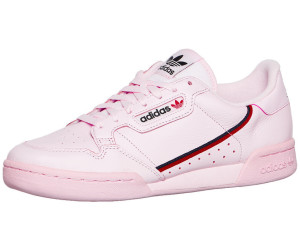 Adidas Continental 80 clear pink/scarlet/collegiate navy ab ...