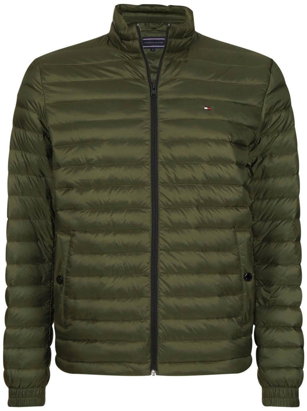 Tommy Hilfiger Light Weight Packable Bomber ros...
