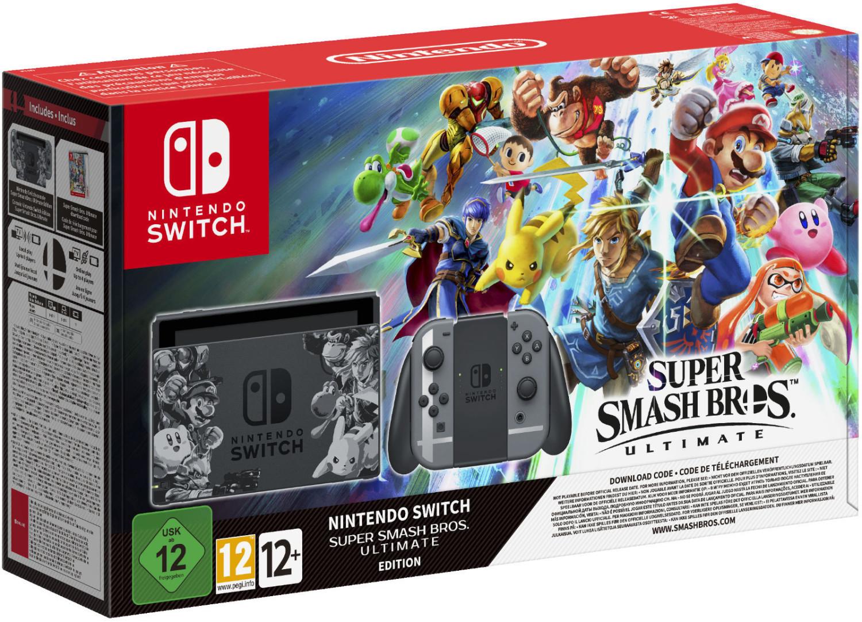 Nintendo Switch Super Smash Bros. Ultimate-Edition