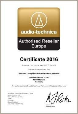 Image of Audio Technica AT607a