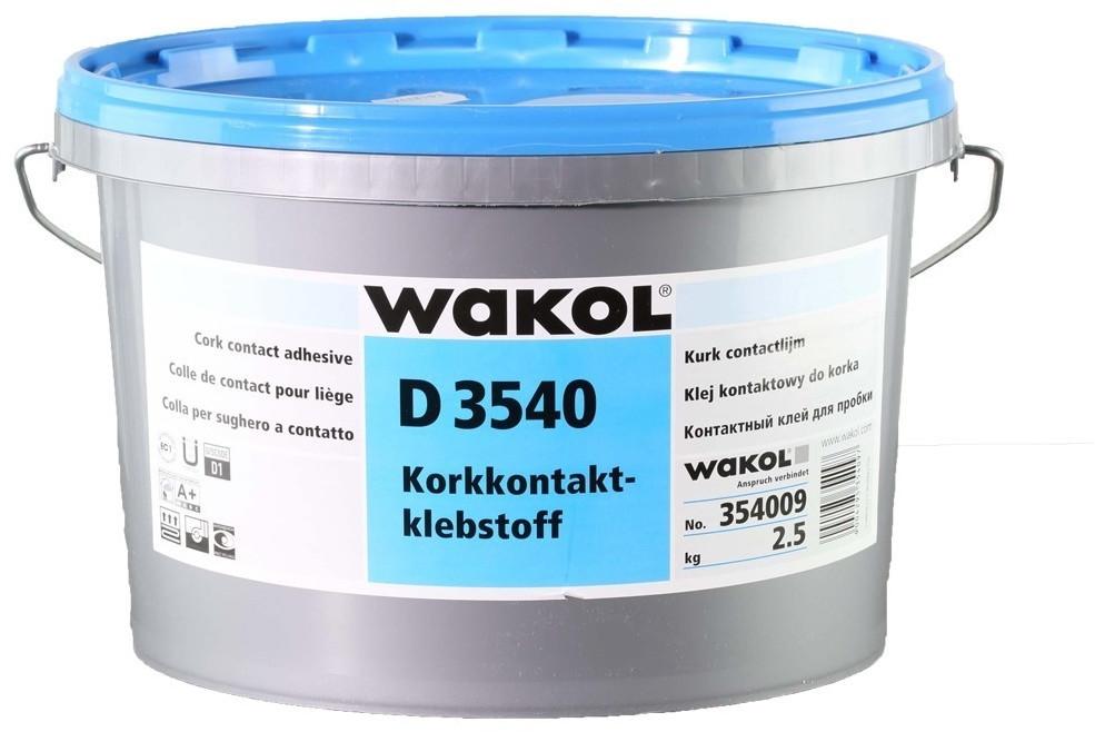 Wakol Korkkontaktkleber 2,5kg (D3540)