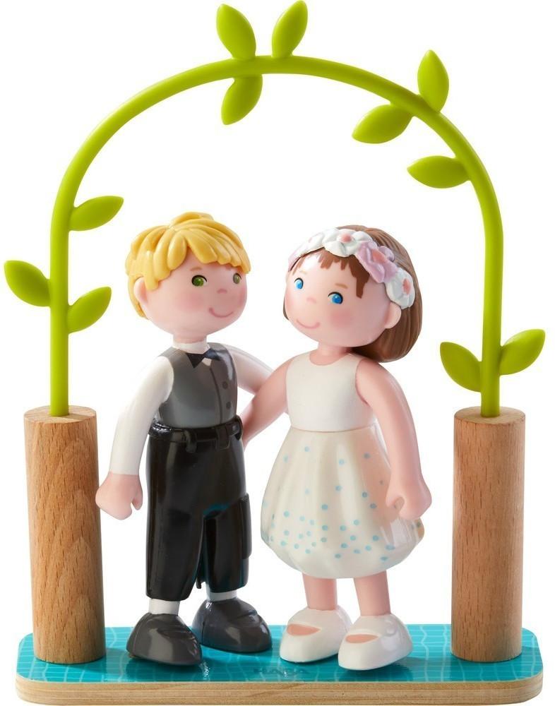 HABA Little Friends - Brautpaar