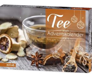 Weihnachtskalender Tee.Roth Tee Adventskalender Ab 8 99 Preisvergleich Bei Idealo De