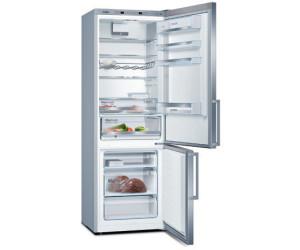 Bosch Kühlschrank Urlaubsschaltung : Bosch kge ei p ab u ac preisvergleich bei idealo