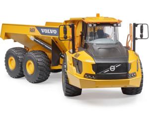 Camion Volvo Dumper A60H