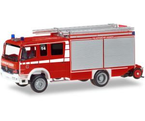 """Herpa Mercedes Atego HLF /""""Freiwillige Feuerwehr ESSEN Mitte/"""" 093750-1:87"""