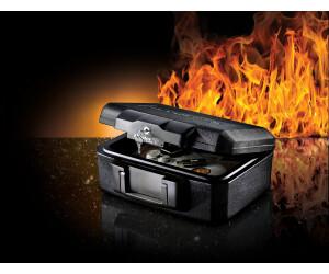 Master Lock LCFW30100 Feuerfeste Sicherheitskassette Dokumentenkassette Safe