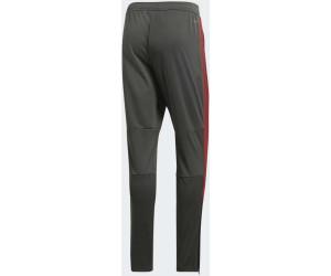 Adidas Pantalon d'entrainement FC Bayern Munich grisrouge