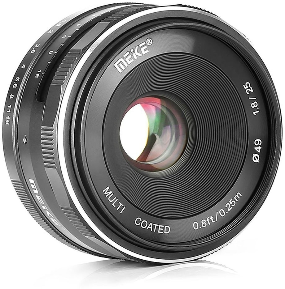 Image of Meike 25mm f1.8 Sony E