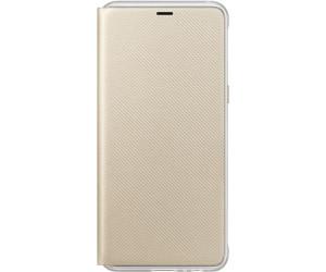 Samsung Neon Flip Cover Galaxy A8 2018 Gold Ab 21 60