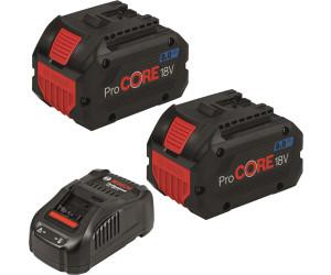 Bosch GAL 1880 CV + 2 x ProCORE 18 Volt 8,0 Ah ab € 230,64